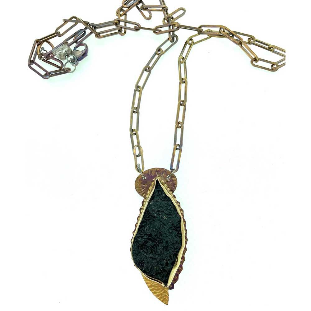Tecktite Necklace